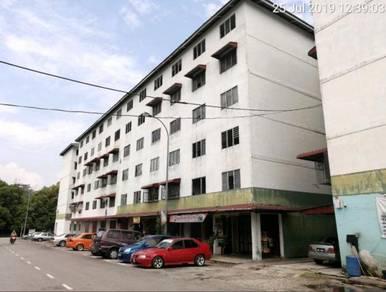 Kenanga Apartment Persiaran Bunga Raya Taman Bunga Raya