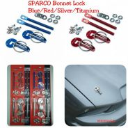 Sparco Omp Front Bonnet Lock pin borong