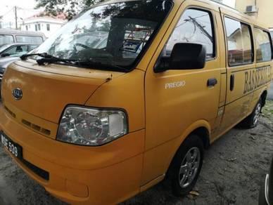 Used Kia Pregio for sale