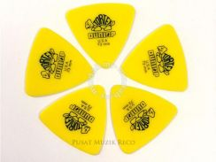 New Dunlop Tortex Big Triangle Guitar Pick -0.73mm
