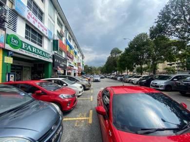 GROUND OFFICE SHOPLOT Dwitasik Bandar Sri Permaisuri Tun Razak Cheras