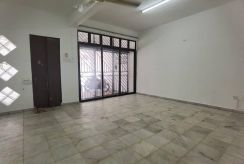 CHEAPEST in Desa Cemerlang Jalan Kekabu 2 units Double Storey Terrace
