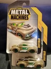 New Buffalo Zuru Metal Machines Truck