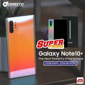 GALAXY NOTE 10 PLUS (12GB RAM/256GB)-Promo HANGAT
