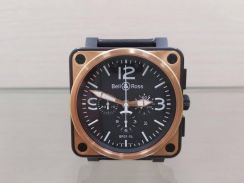 Bell & Ross BR0194 rose gold (2014) - Janice Watch