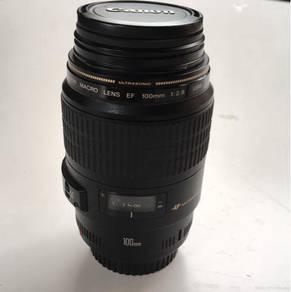 Canon 100mm Macro 2.8