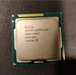 I5 3470 CPU / Processor
