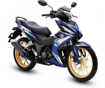 Honda rs150r v2 new / low dp loan