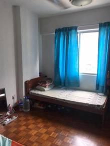 Medium Room Vista Angkasa Apartmt | Universiti LRT | Midvalley | PPUM