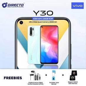 VIVO Y30 (4GB RAM   128GB ROM)   3 Free Gift