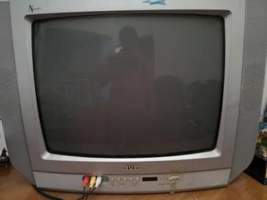 Televisyen Jenama JVC