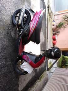 Yamaha ego s thn 2013