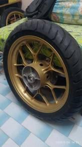 Rim Rs150r V2 Original Gold