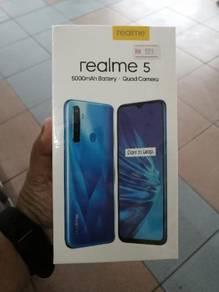 REALME 5 - 3/64GB - Full set box