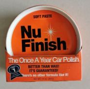 Nu Finish Soft Paste Car Polish