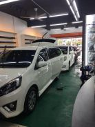Tinted for proton & perdua saloon car RM88 only