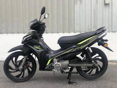 Aveta rx110 new brand new model