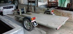 Motorcycle and atv trailer