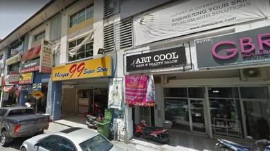 3 Storey Shoplot Jalan Dwitasik Bandar Sri Permaisuri Cheras KL