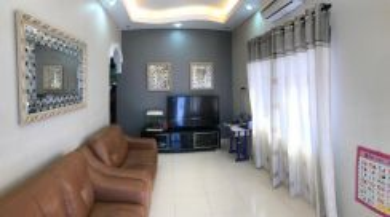 FULLY RENO   Single Storey Terrace Seksyen 30 Shah Alam