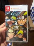 Naruto trilogy download code