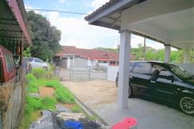 Jalan Bacang Kota Masai 20x70 Single Storey FULL LOAN Duku Ciku
