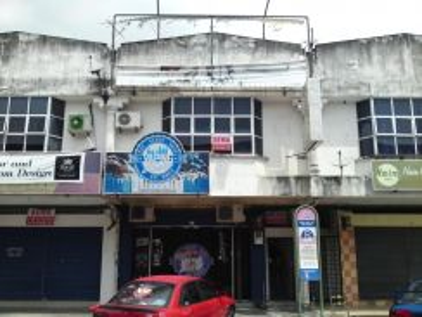 1st Floor Office besides PASARAYA RAPID Seri Manjung