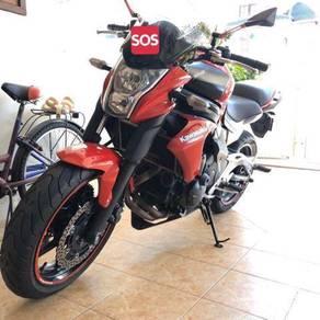 Kawasaki er6n ER-6n 2012