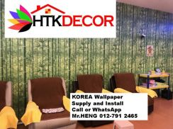Install Wall Paper in your office 51QP