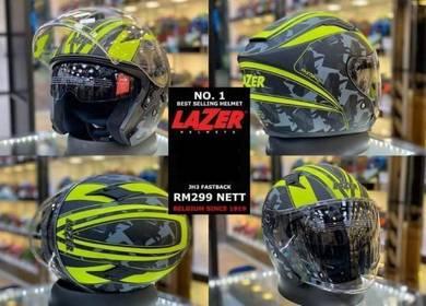 Lazer jh3 helmet