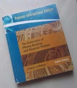 Buku Terpakai : The Economic of Money, Banking &