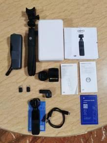 DJI Osmo Pocket with Expansion Kit