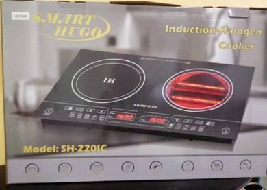 Smart Hugo Induction - Halogon Cooker