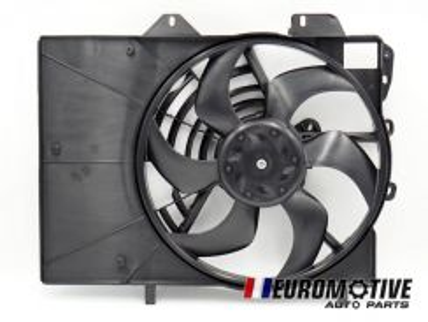 Radiator Cooling Fan for Peugeot Citroen