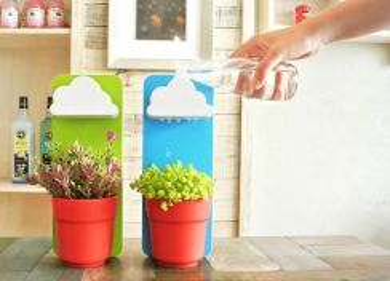 Rainy Pot : Own Rain Clouds