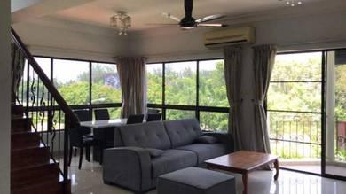 Grace Garden Penthouse | KK Sembulan | Corner Lot