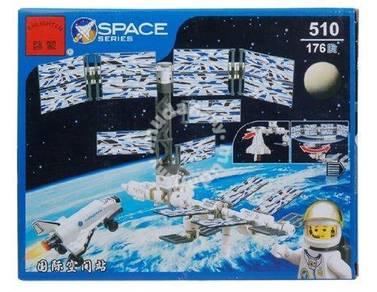EN 510 International Space Station building block