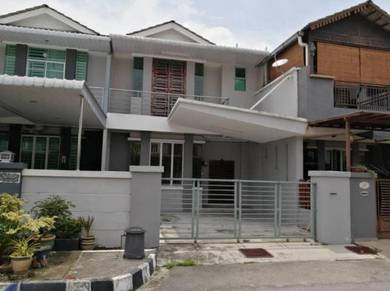 Double Storey House Taman Seri Saujana For Sale