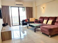 Menara Greenview Low Floor 1388sf Renovated Furnished Well Maintained