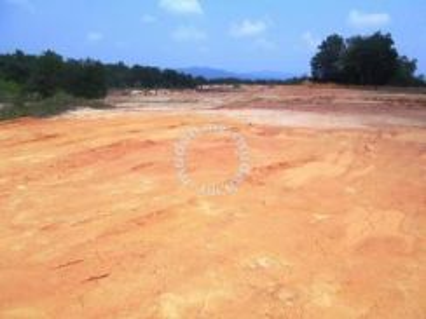 Gambang Industrial Land - Next to Gambang Exit Toll