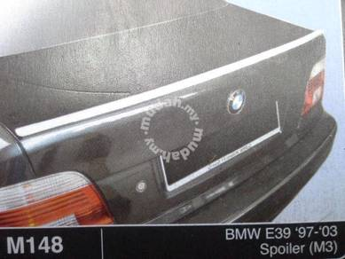 Bmw e39 97 to 03 m3 spoiler without paint