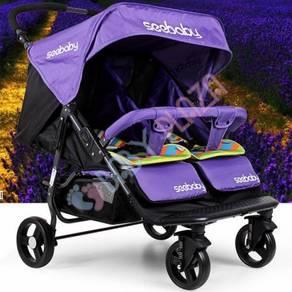 Seebaby Stroller Twin Seats