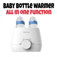 Baby Dual Bottle Food Warmer Milk Warmer Mom