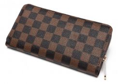 Korean Wallet Damier Stylish Crossgain Purse