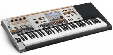 CASIO Synthesizer XW-P1