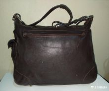 Messenger Bag Leather Unbrand