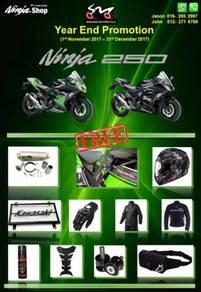 Kawasaki Ninja 250 KRT & Winter - Exhaust Slip On