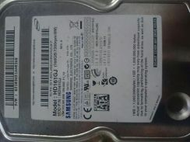 Samsumg hard drive