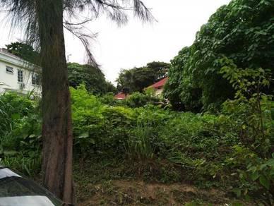Bungalow Lot at Jalan Tampoi, near Jalan Kasipillay Off Jalan Ipoh KL