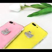 Pink Goose Soft TPU Casing Iphone 7 Plus